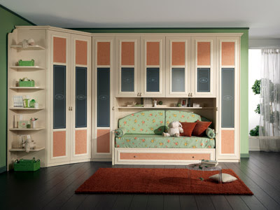 dormitorios infantiles clasicos