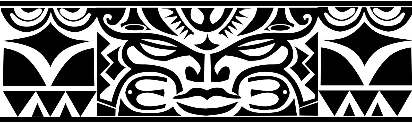 Famosos Forasteiro Tattoo: TATTOO TRIBAL OI26
