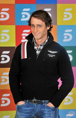 Alvaro Muñoz Escassi, concursante de Mira Quien Salta