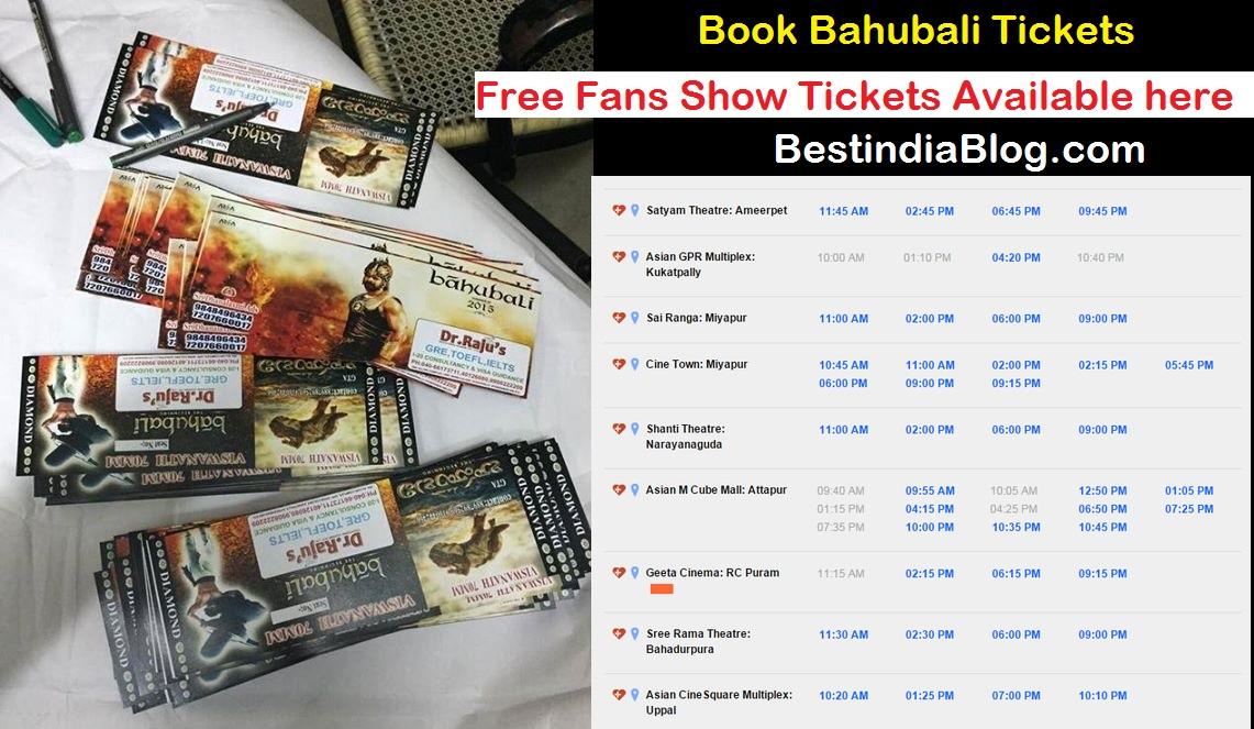 bahubali movie tickets book online telugutamilhindi