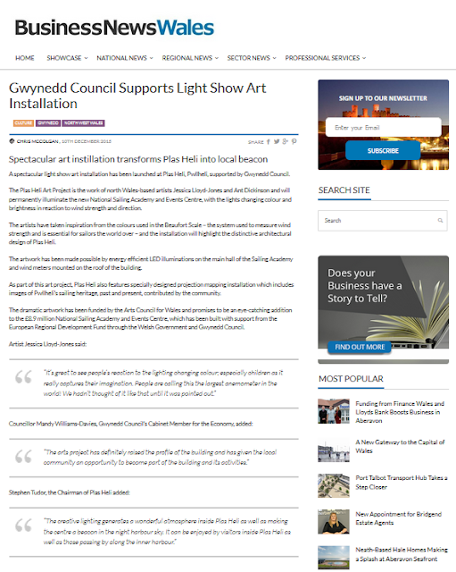 http://businessnewswales.com/gwynedd-council-supports-light-show-art-installation/