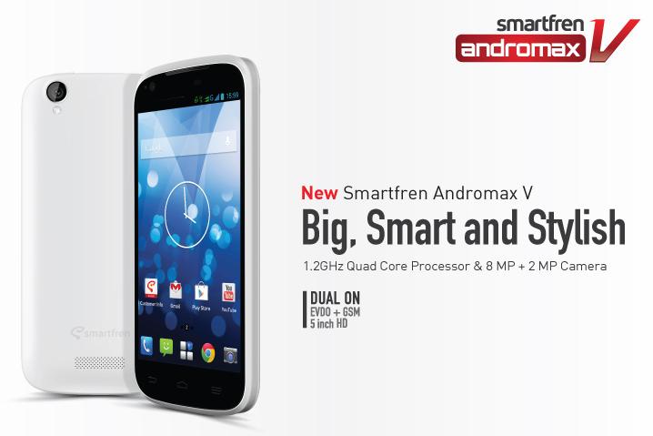 HP Android Smartfren Terbaik, Harga dan Spesifikasi Hp Android Murah