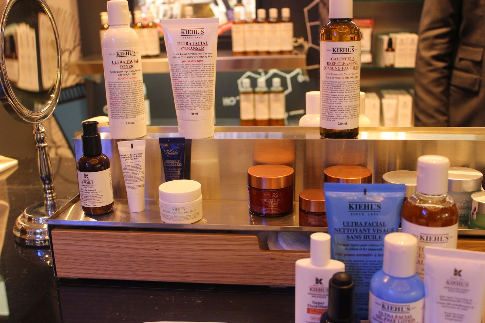 Kiehl's First Store in Ottawa