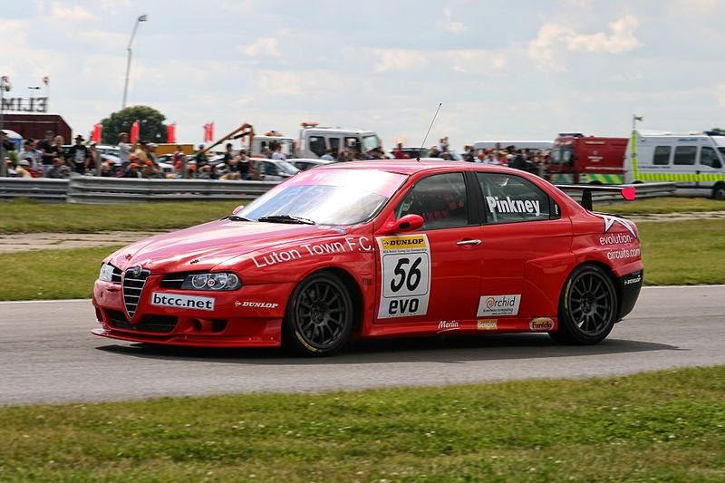 Alfa romeo 156 racing parts 11