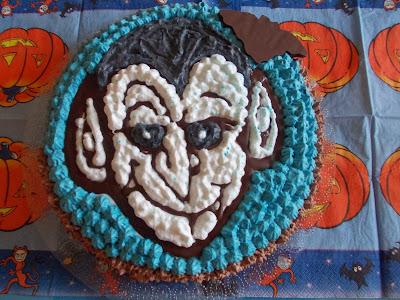 torta dracula halloween 2013