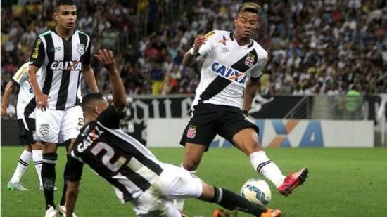 Vasco desperdiçou muitos gols e acabou castigado no fim pelo Figueirense