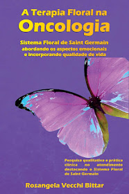 livro: A Terapia floral na ONCOLOGIA