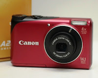 harga Canon PowerShoot A2200