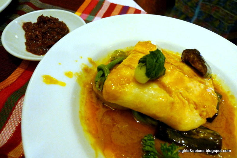 Sights and spices spices cafe juanita for Pan grilled fish