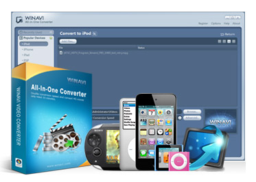 WinAVI All-In-One Converter v1.7.0.4640 Multilenguaje