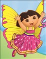 Dora Becomes Butterfly
