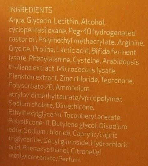 Serum Repaskin Mender Sesderma INCI