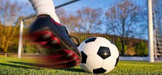 Atividades de chute a gol no Futebol