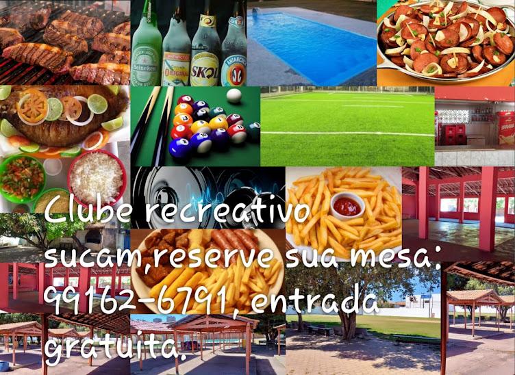 """""""CLUBE DA SUCAM"""""""