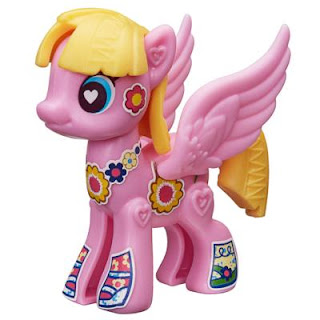 MLP Meadow Flower Hasbro Pop Starter Kit