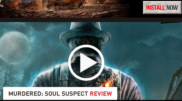 Available PC Game Review Murdered: Soul Suspect