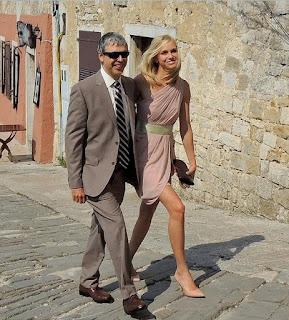 larry page dan istrinya
