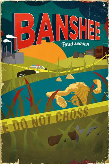Banshee 4ª Temporada Torrent – BluRay 720p Dual Áudio