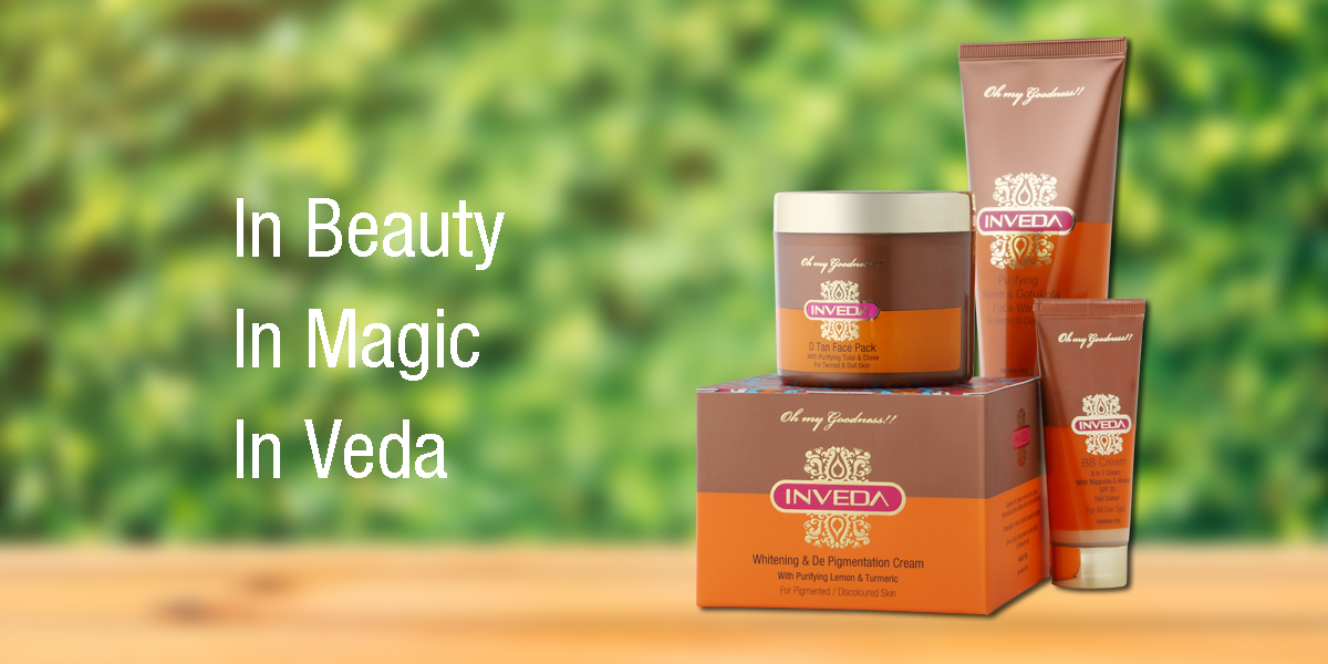 Ayurvedic Beauty Blog by Inveda