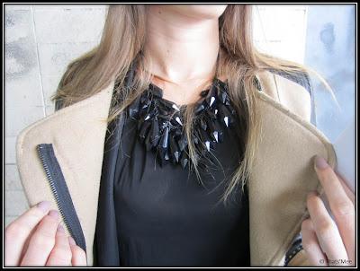 Collier fantaisie Zara baroque