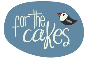 logo for the cakes