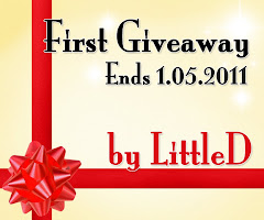 Giveaway by Little D