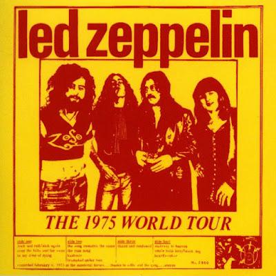 led zeppelin st valentine's day massacre 1975 - long live led zeppelin 2016