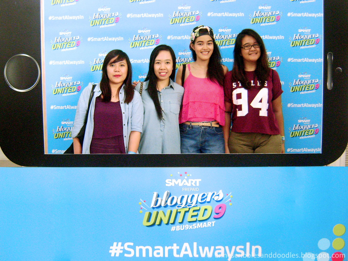 Bloggers United: #BU9xSMART
