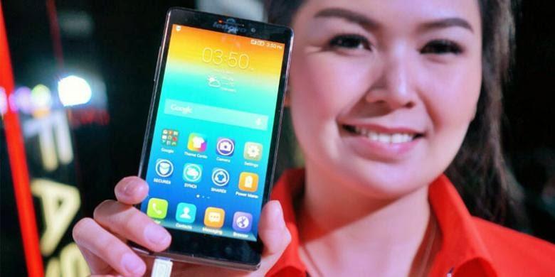 LG dan Lenovo Kuntit Dua Raja Ponsel Dunia
