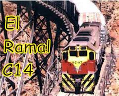 Ramal C14 y el Tren a las Nubes
