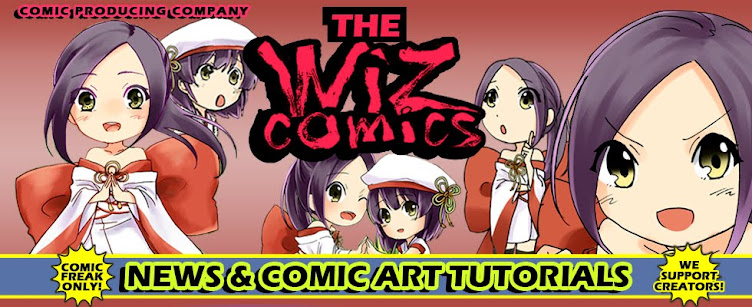 WizComic blog