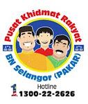 Pusat Khidmat Rakyat (PAKAR) Barisan Nasional Negeri Selangor