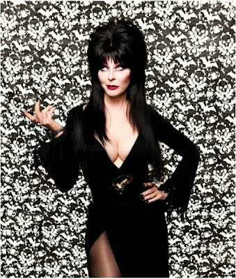 Elvira interview at The Gay UK