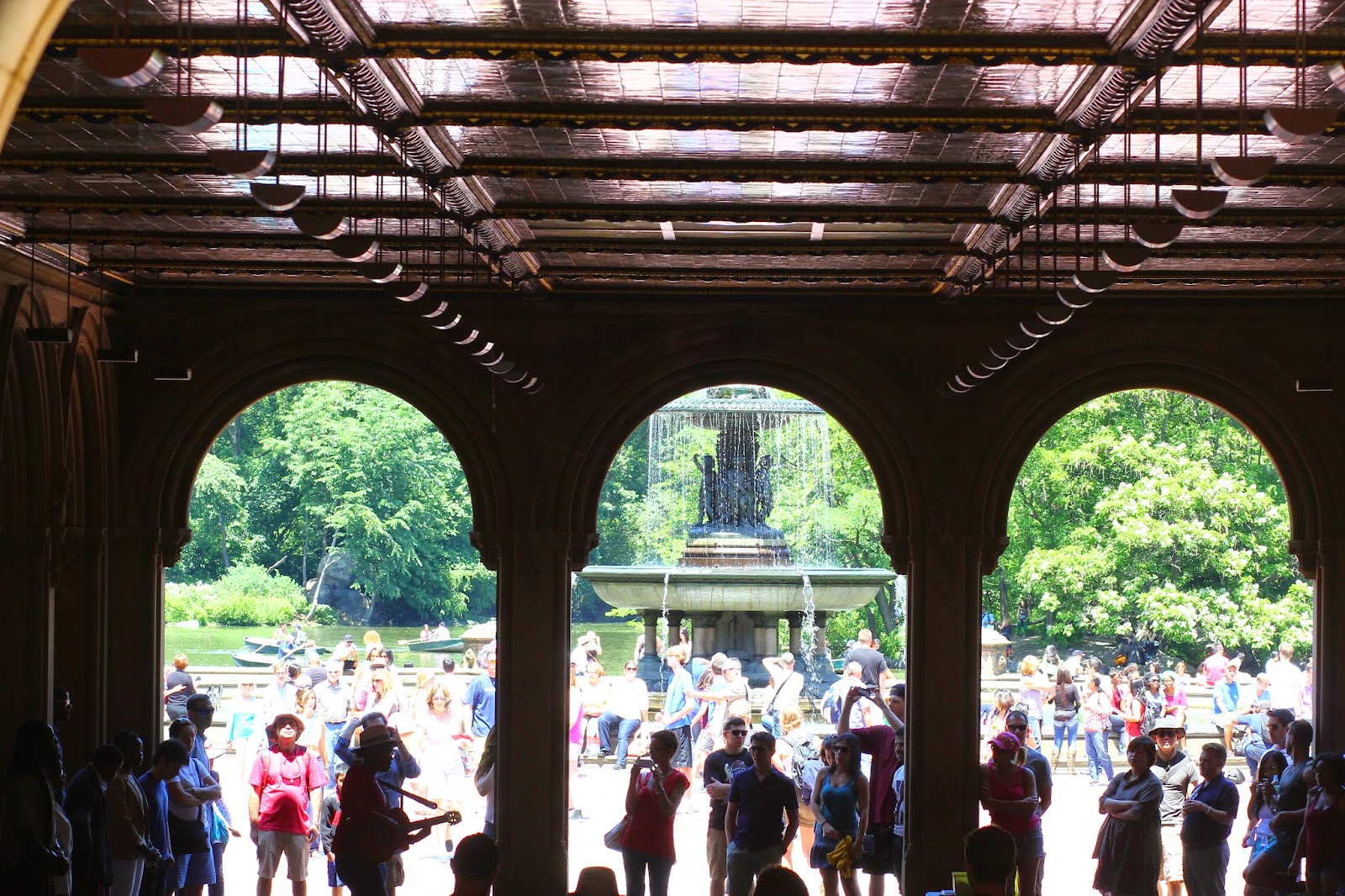 Central Park Manhattan Nueva York