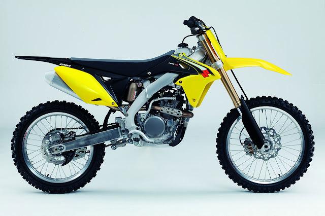 Suzuki RM-Z250 Motorcycle