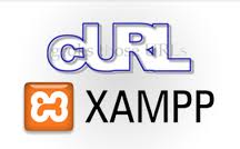 cURL xampp