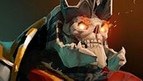 DOTA 2 SKELETON KING