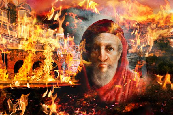 Η πυρπόληση της «αιώνιας πόλης» – Ποιος έκαψε την Ρώμη; Ο Νέρωνας ή ο Παύλος;