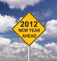 2012 New Year's Resolutions