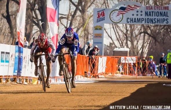 Sprint Victory 2014 Nationals, Boulder.