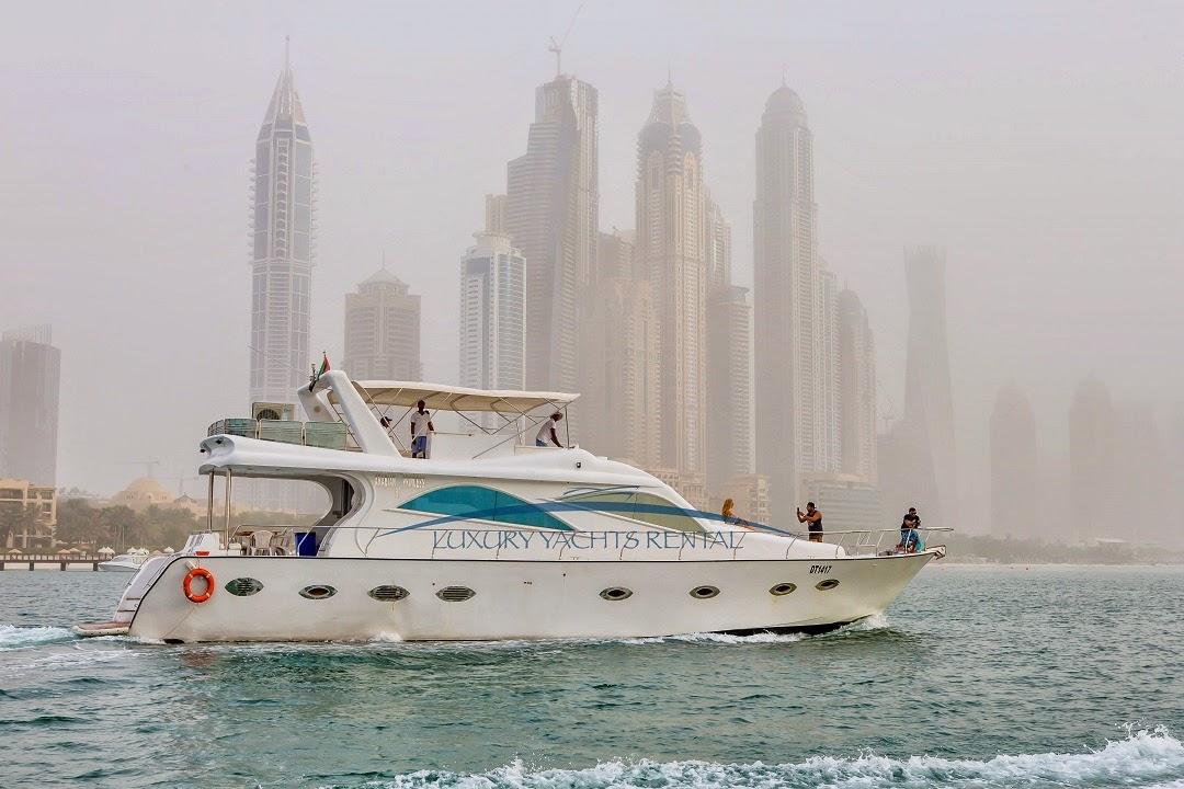 استئجار يخت في دبي