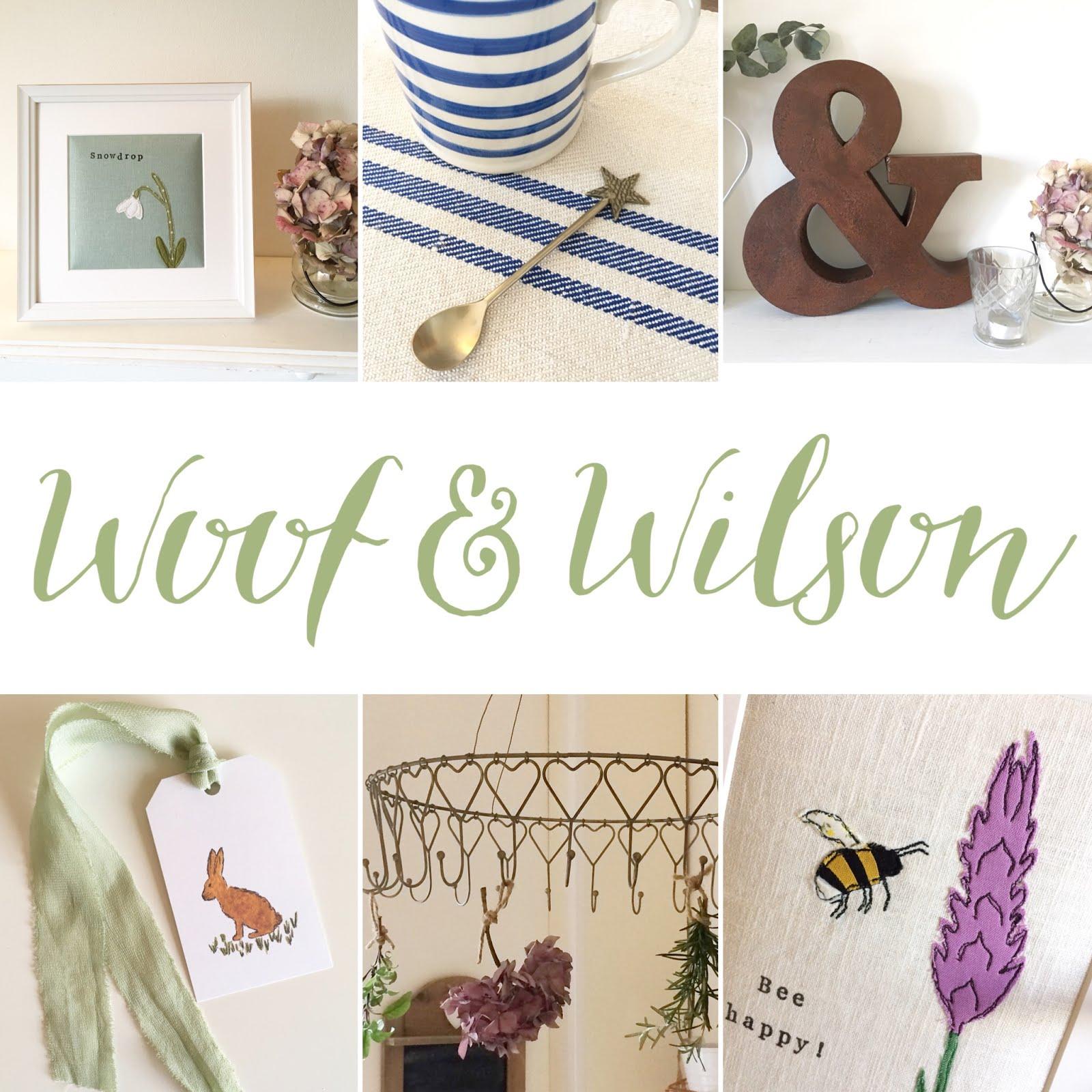 Shop at Woof & Wilson