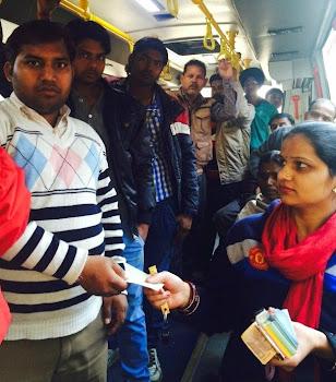 Women Bus Conductors Chandigarh