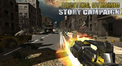 Second Warfare 2 V1.01 Apk + Data