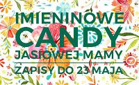 Candy w Haftowanych historiach Jasiowej mamy