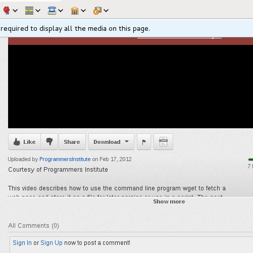 Opensource and linux how to download youtube videos on linux and then install another plugin download youtube video as mp4 and flv 5 install it and restart your firefox 6 click on your youtube videos and then ccuart Choice Image