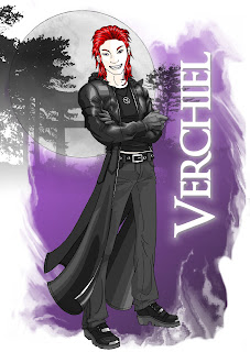 artwork, vampire, character
