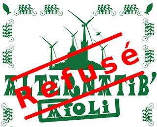 Mobilisation citoyenne Alternatiba refusée à Marseille