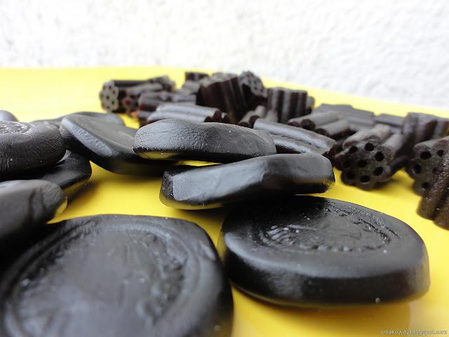 Lukrecjowe cukierki