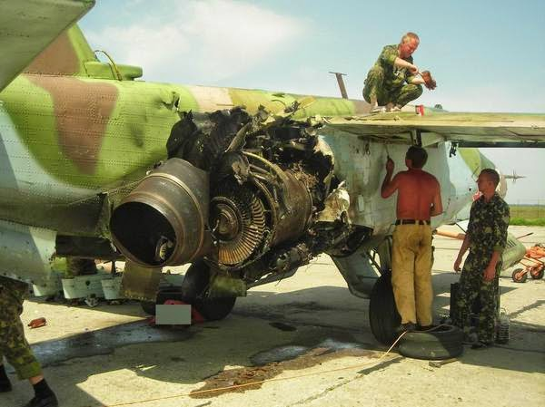Ultimate Collection Of Rare Historical Photos. A Big Piece Of History (200 Pictures) - Sukhoi Su-25
